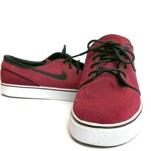 Nike SB Suede Stefan Janoski Sneakers Size 12